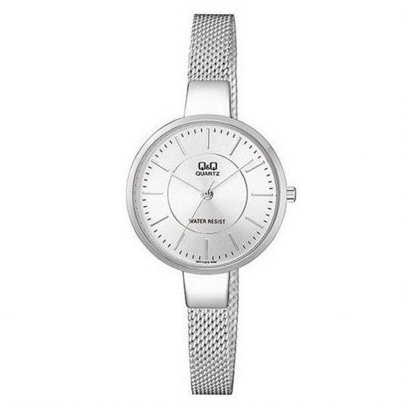 Q&Q női ékszeróra, quartz, ezüst színű, QA17J201Y