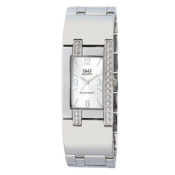 Q&Q női ékszeróra, quartz, ezüst színű, C199J204Y
