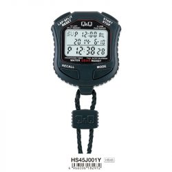 Q&Q stopperóra, LCD, HS45J001Y