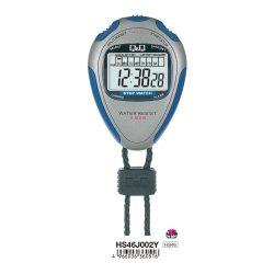 Q&Q stopperóra, LCD, 1 lapos, HS46J002Y