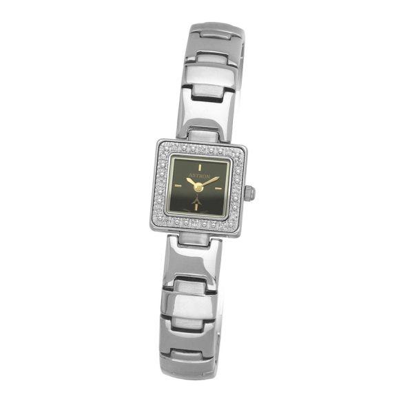 Astron gyémánt köves női ezüstszínű ékszeróra