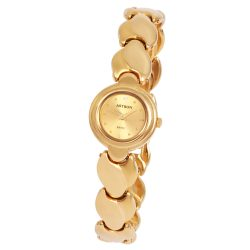 Astron női karóra arany színű tok és csat, arany számlap