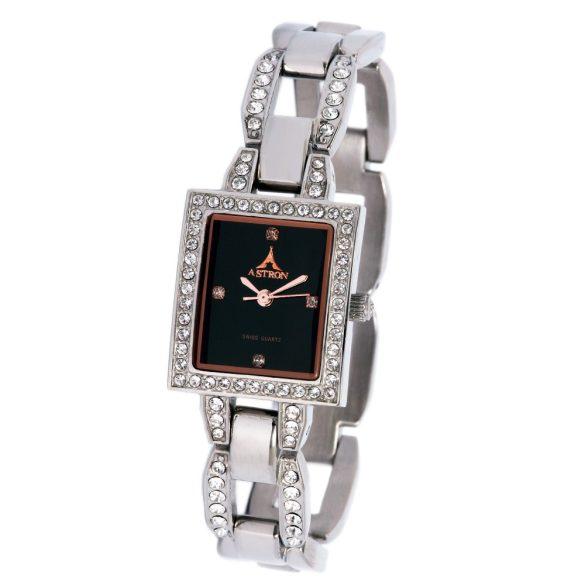 Astron női ékszeróra, SWISS quartz, ezüst színű