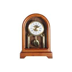 Merion ingás quartz fa asztali óra (tölgy)