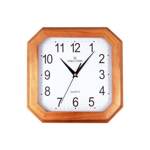 Tiko Time fa falióra, quartz, dió (nyolcszög)