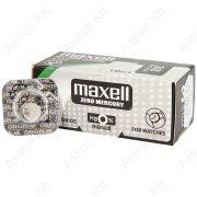 315 (SR716SW) ezüst-oxid gombelem, bl1 (Maxell)