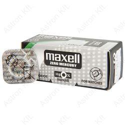 337 ezüst-oxid gombelem, bl1 (Maxell)