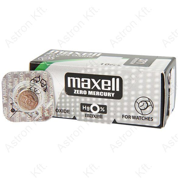 371 ezüst-oxid gombelem, bl1 (Maxell)