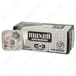 377 ezüst-oxid gombelem, bl1 (Maxell)