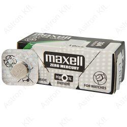 394 ezüst-oxid gombelem, bl1 (Maxell)