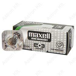395 ezüst-oxid gombelem, bl1 (Maxell)