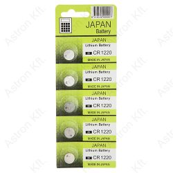 1220 lithium gombelem, bl5 (Maxell)