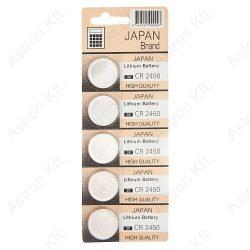 2450 lithium gombelem, bl5 (Sony)