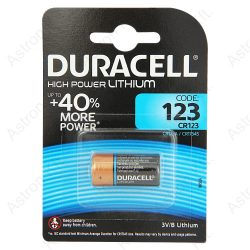 Duracell DL123 tartós fotó elem (3V) bl1/db