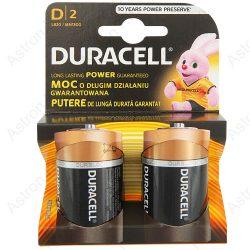 Duracell LR20MN1300 D tartós góliátelem bl2/db