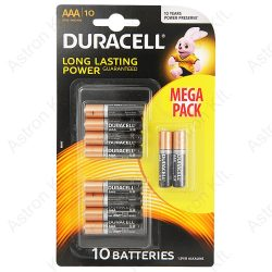 Duracell Long Lasting Power AAA 1, 5V elem bl10/db