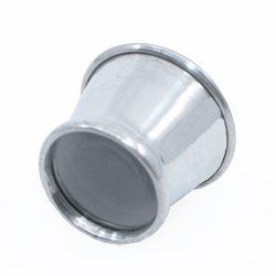Lupé, alumínium kerettel, 3X