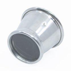 Lupé, alumínium kerettel, 4X