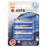 AgfaPhoto alkáli ceruza elem B4/db