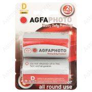 AgfaPhoto féltartós góliát elem B2/db