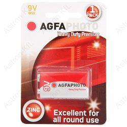 AgfaPhoto féltartós 9V elem B1/db