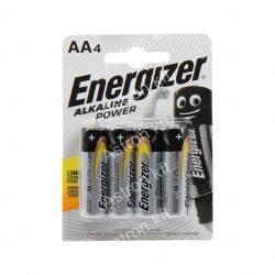 Energizer Power Alkáli Ceruza Elem AA B4 /db