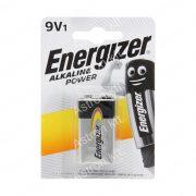 Energizer Power Alkáli 9V Elem B1 /db